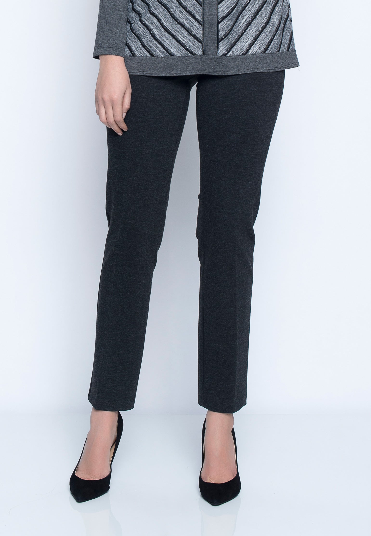 PICADILLY CANADA PULL ON  PANT 1G976-101 BLACK