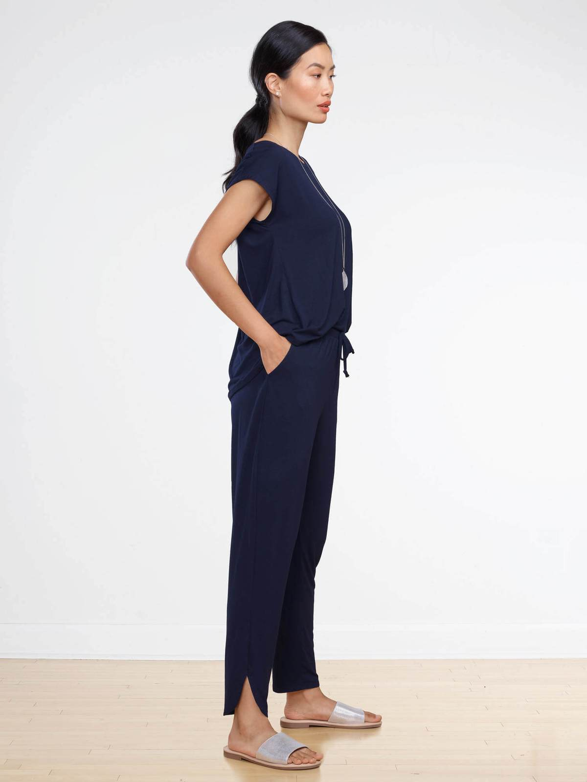 ANDIE JUMPSUIT  MADE IN CANADA MiiK 729