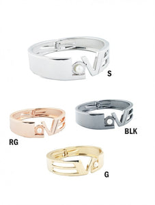 CUT OUT BANGLE ZINC NICKEL AND LEAD FREE BR1040S