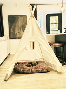 KIDS CANVAS TENT