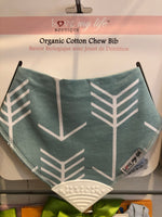 Load image into Gallery viewer, ORGANIC COTTON CHEW BIB