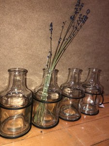 6 JAR AND GLASS DECORATIVE HOLDER 7267