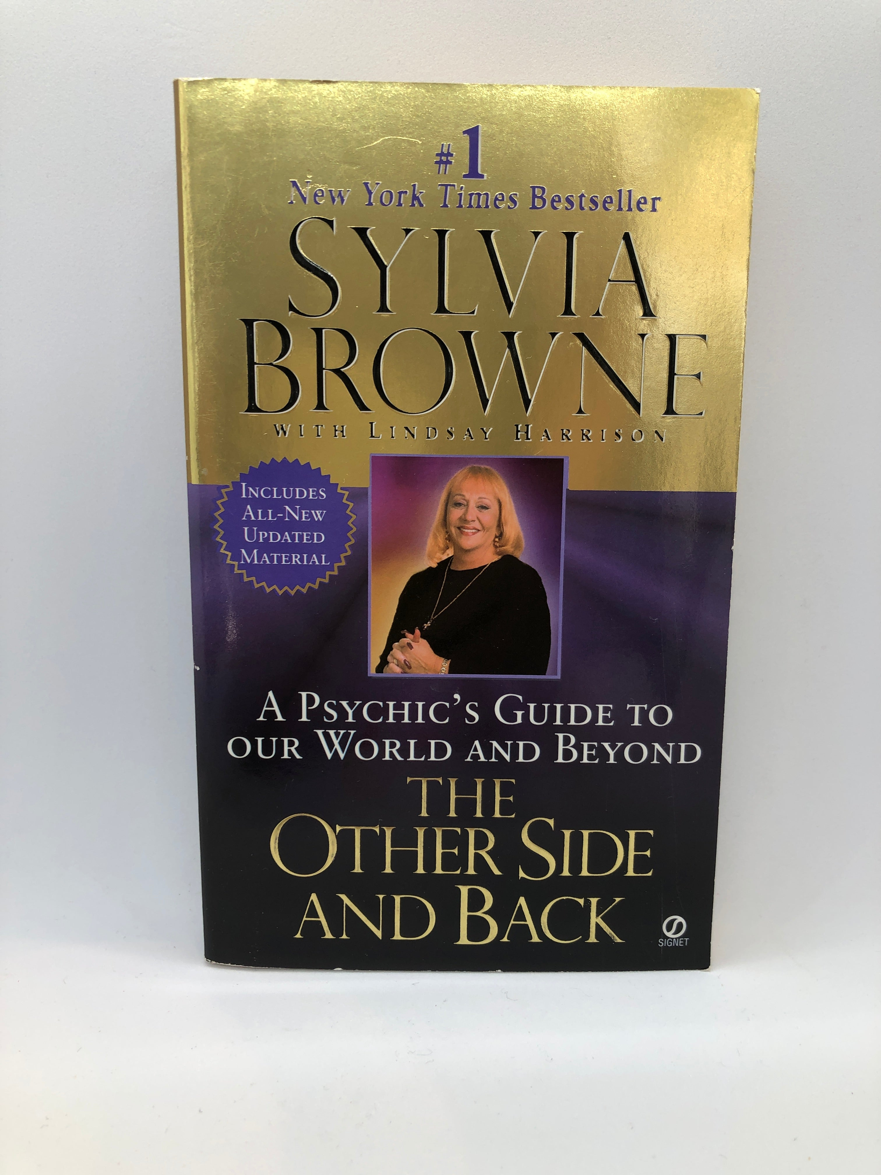 FINAL SALE THE OTHER SIDE AND BACK SYLVIA BROWNE