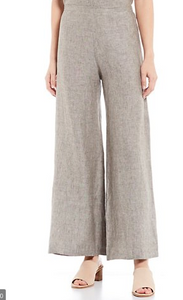 LONG FULL PANT 78248 BRYN WALKER BLUE AND GREY