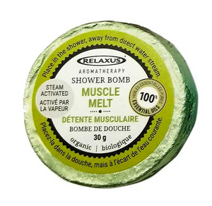 RELAXUS SHOWER BOMB MUSCLE MELT