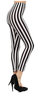 Load image into Gallery viewer, FLIRTY AND FEMME CHIC REGULAR BAND SUEDED LEGGING