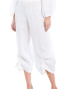 BRYN WALKER RUCHED PANT 7864
