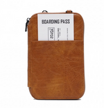 Load image into Gallery viewer, RHONA PASSPORT POUCH VEGAN S-Q 19063