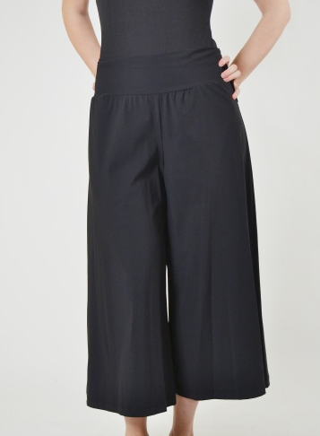 ELLA PANT 74056 BLACK SOFT TOP HL