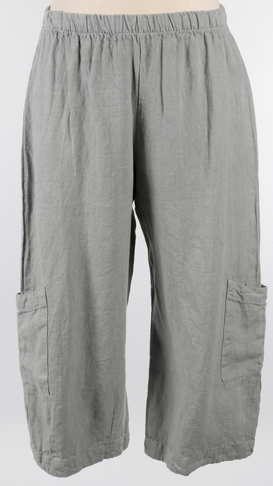 BRYN WALKER CASBAH PANT YORKSHIRE BROWN