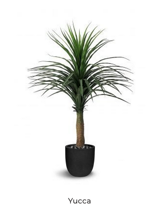 YUCCA ARTIFICAL PLANT 47""