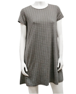 GILMOUR A LINE T SHIRT DRESS