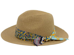 FEDORA WITH RIBBON 00660