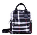 Load image into Gallery viewer, PLAID BACKPACK 06304