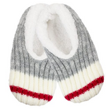 Load image into Gallery viewer, RIB KNIT SLIPPERS 07300
