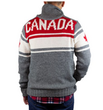 Load image into Gallery viewer, UNISEX CANADIANA KNIT SWEATER 10162