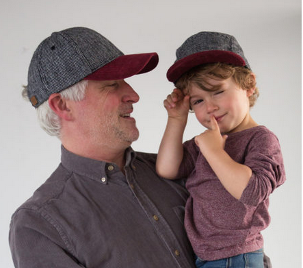XS UNIFIED KIDS 5 PANEL HAT