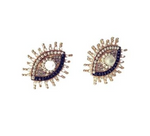Load image into Gallery viewer, ATELIER SYP 18K EYES ON YOU EARRINGS