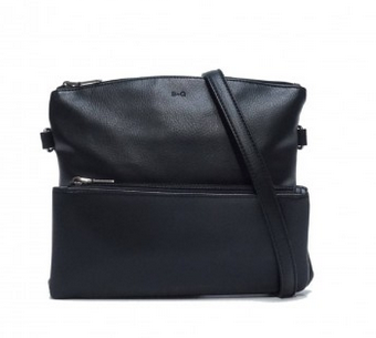 KALE CROSSBODY SQ18W03 BLACK