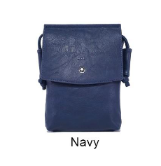 FIONA SMALL CROSSBODY SQ17W03 NAVY