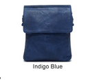 Load image into Gallery viewer, ZOEY CROSSBODY SQ18W13 INDIGO BLUE