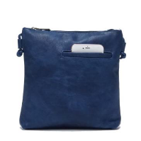 ZOEY CROSSBODY SQ18W13 INDIGO BLUE