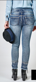 Load image into Gallery viewer, GG JEANS CANADA GG692ms-an