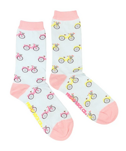 FRIDAY SOCKS - WOMENS BICYCLE