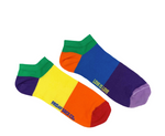 Load image into Gallery viewer, FRIDAY SOCKS - MENS ANKLE LOVE SOCK