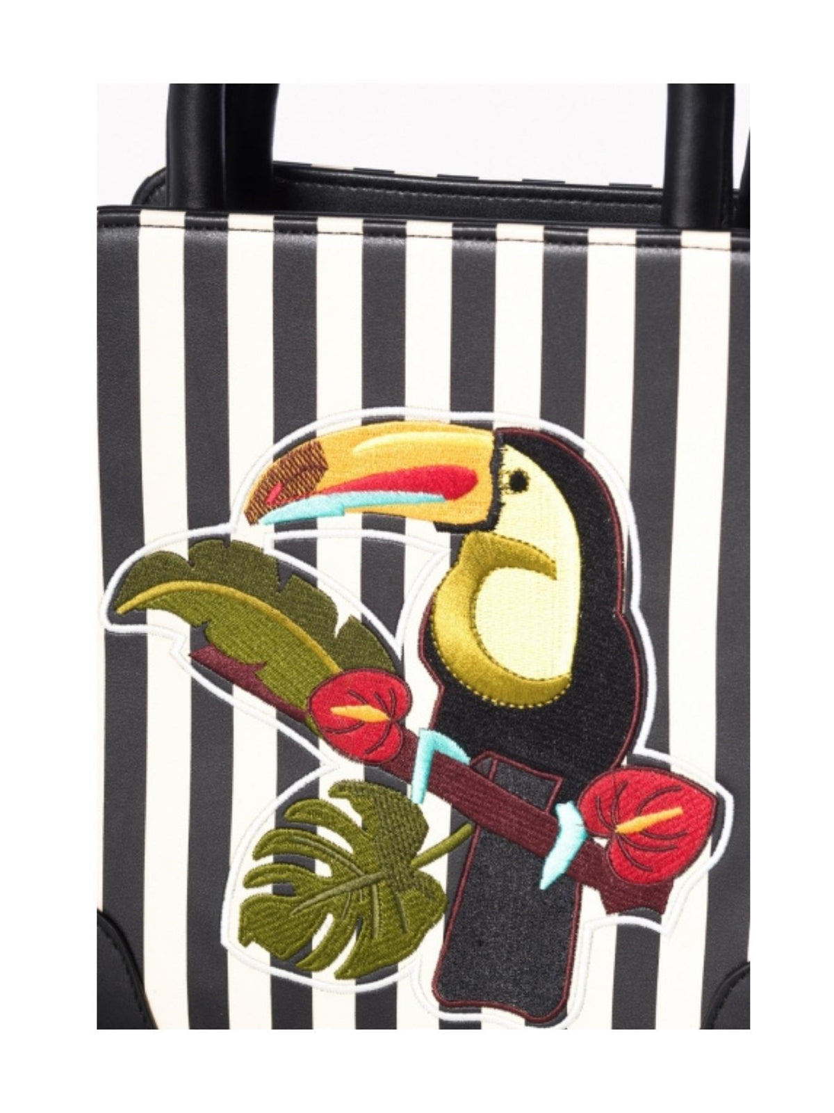 Dancing Days 50s Toucan Handbag - Bohemian Finds