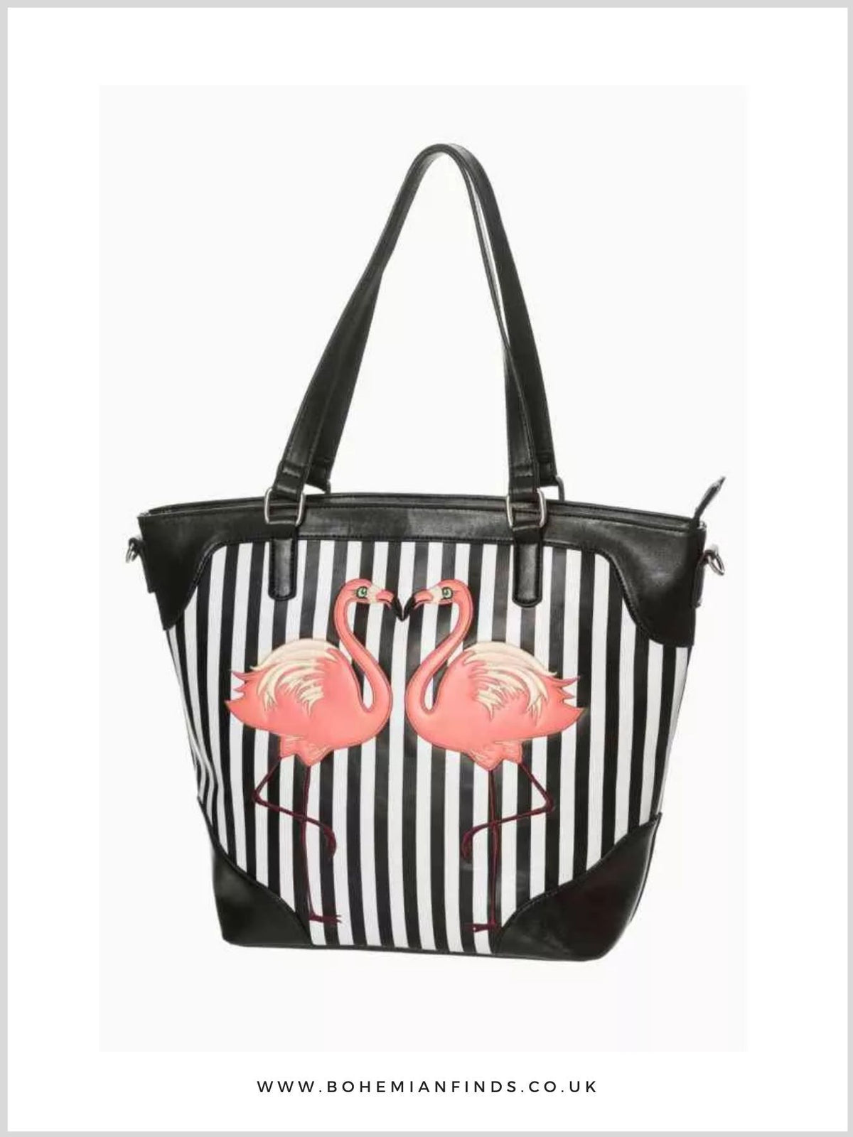Dancing Days Blair Flamingo Bag - Bohemian Finds