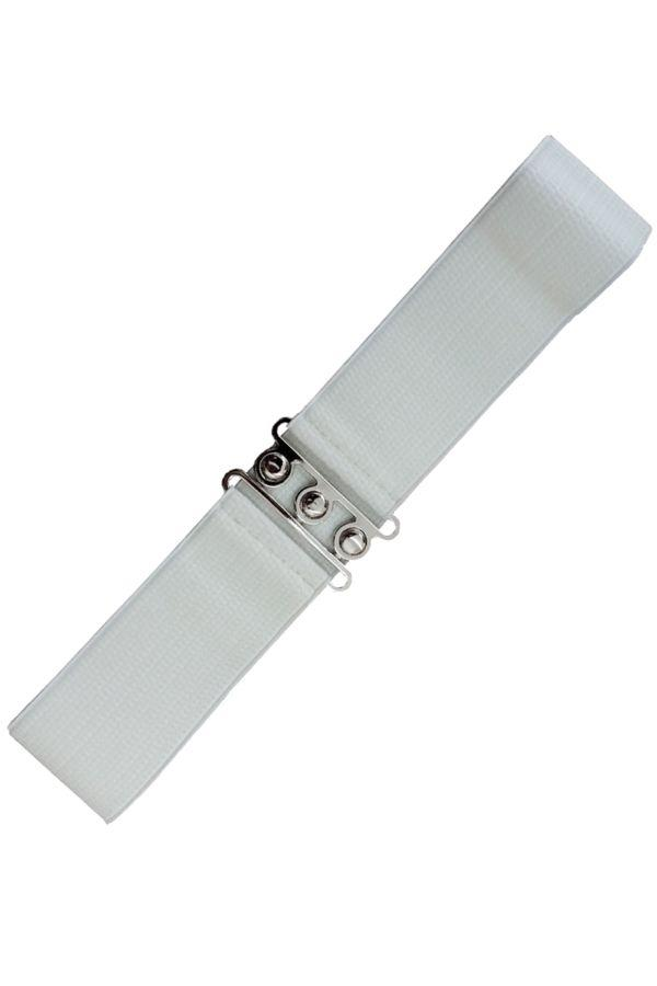 Banned Retro Ivory Belt - Bohemian Finds