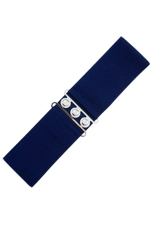 Banned Retro Navy Belt - Bohemian Finds