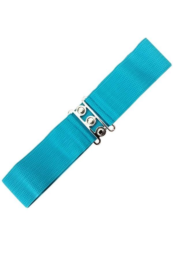 Banned Retro Turquoise Belt - Bohemian Finds