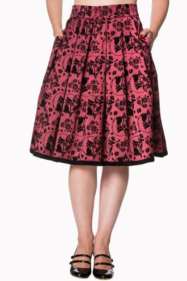 Banned Retro 50s Sia Bella Skirt - Bohemian Finds