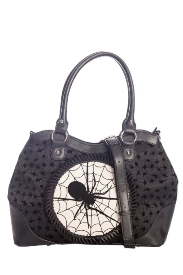 Banned Alternative Spinderella Handbag - Bohemian Finds
