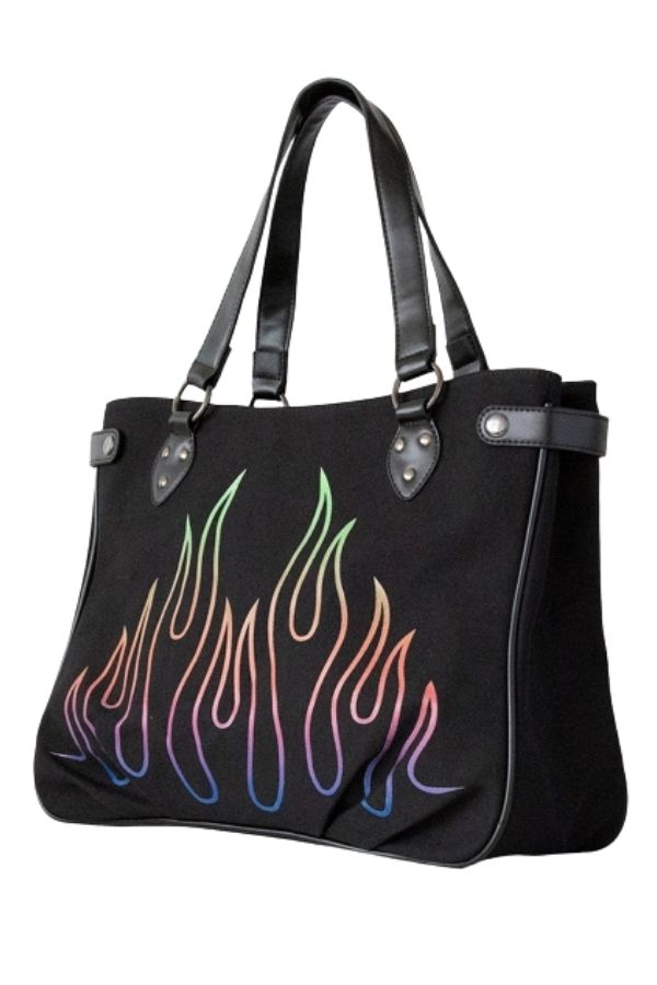 Banned Alternative Wicked Dusk Tote Bag - Bohemian Finds