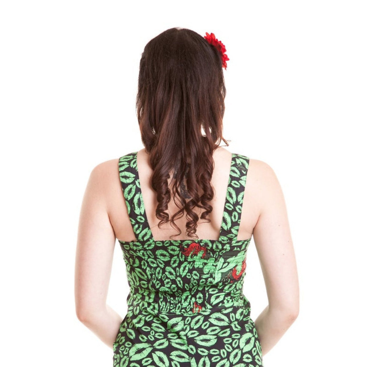 Batman Poison Ivy Pencil Dress - Bohemian Finds