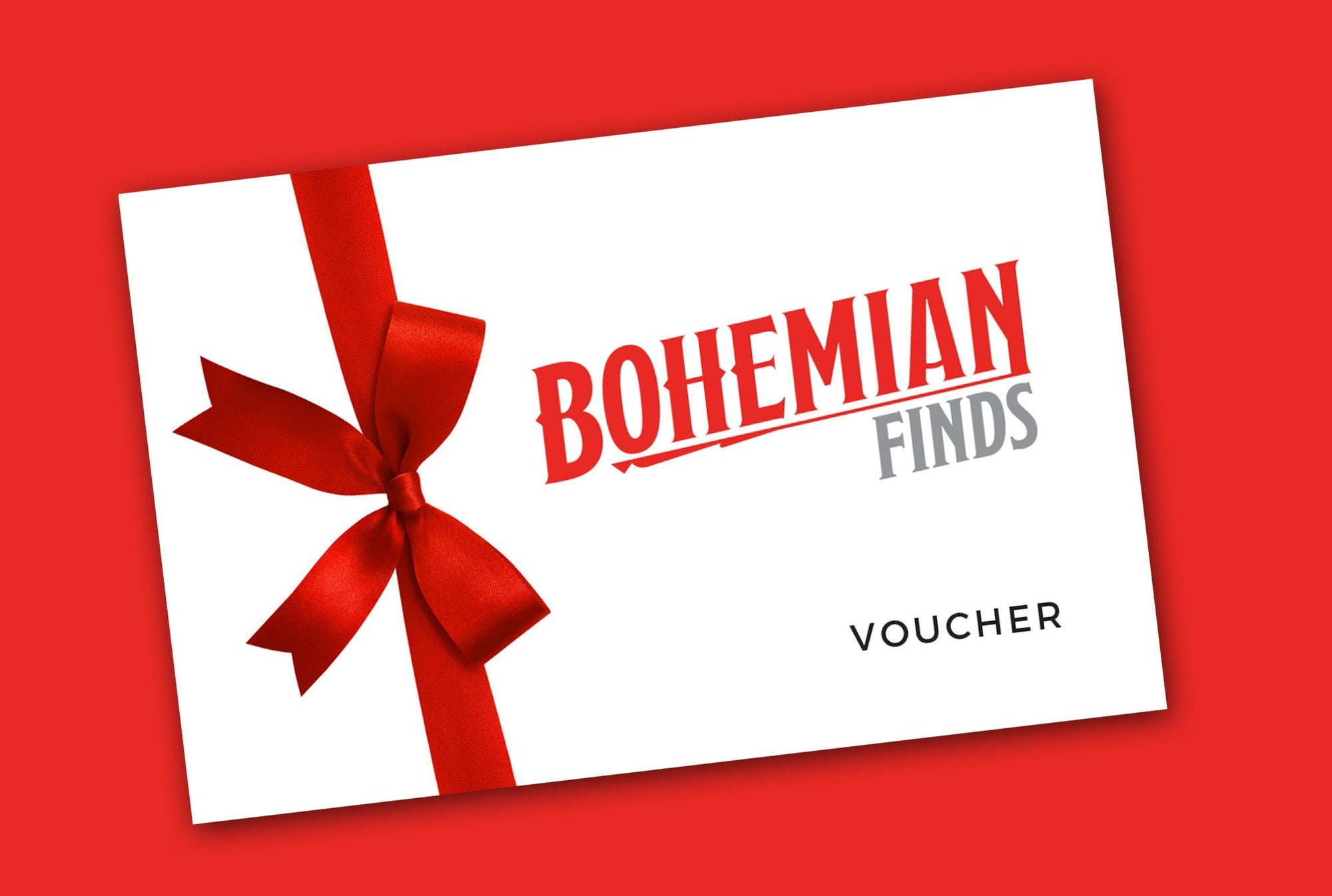 Bohemian Finds Gift Card - Bohemian Finds