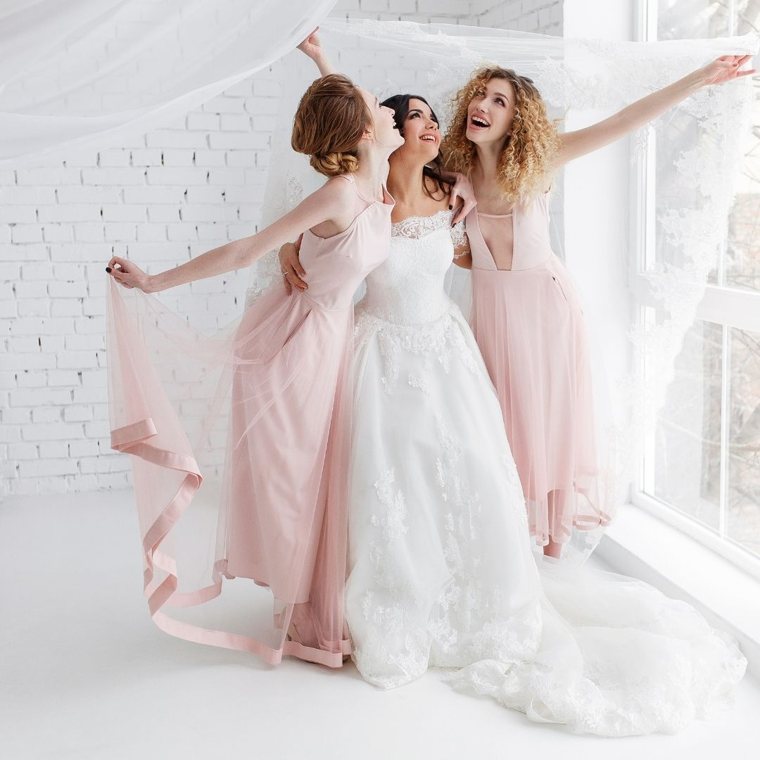 Bride & Bridal Party Consultation - Bohemian Finds