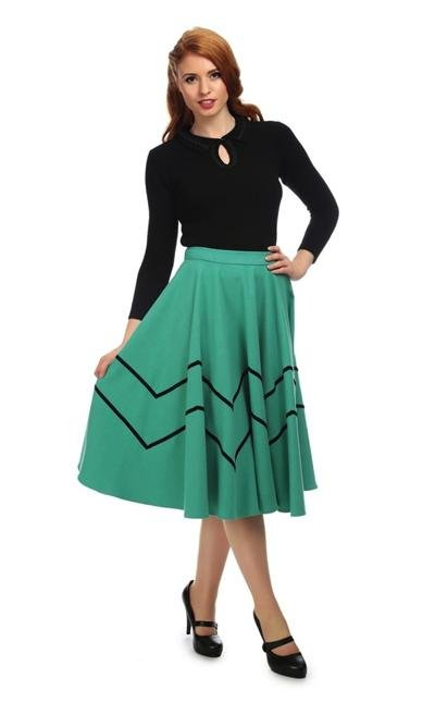 Collectif Milla Skirt - Bohemian Finds