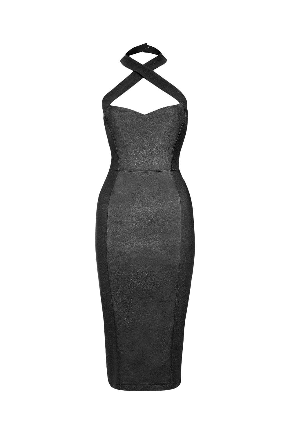 Collectif Vegas Pencil Dress - Bohemian Finds