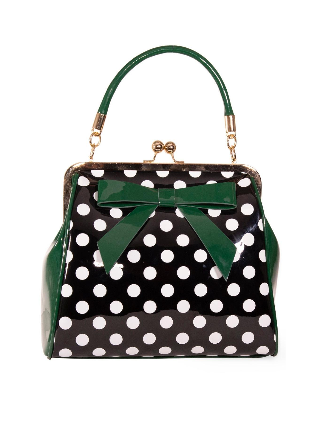 Dancing Days American Polka Dot Bag - Bohemian Finds