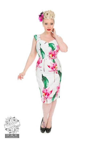 H&R London Andromeda Pencil Dress - Bohemian Finds