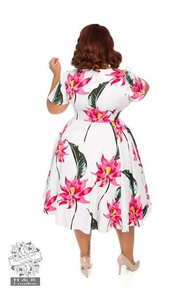 H&R Roses Andromeda Dress (Plus Size) - Bohemian Finds