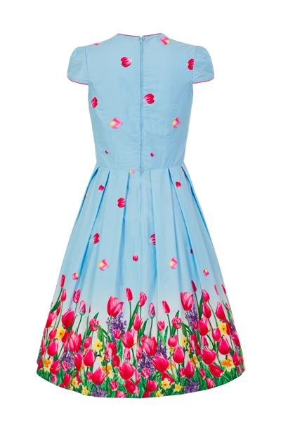 Hell Bunny Angelique 50's Dress - Bohemian Finds