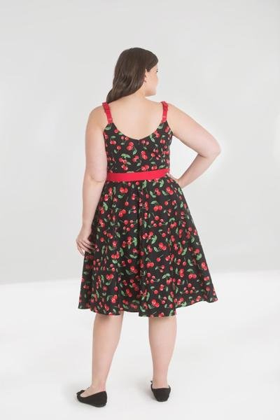 Hell Bunny Sweetie 50's Dress (Plus Size) - Bohemian Finds