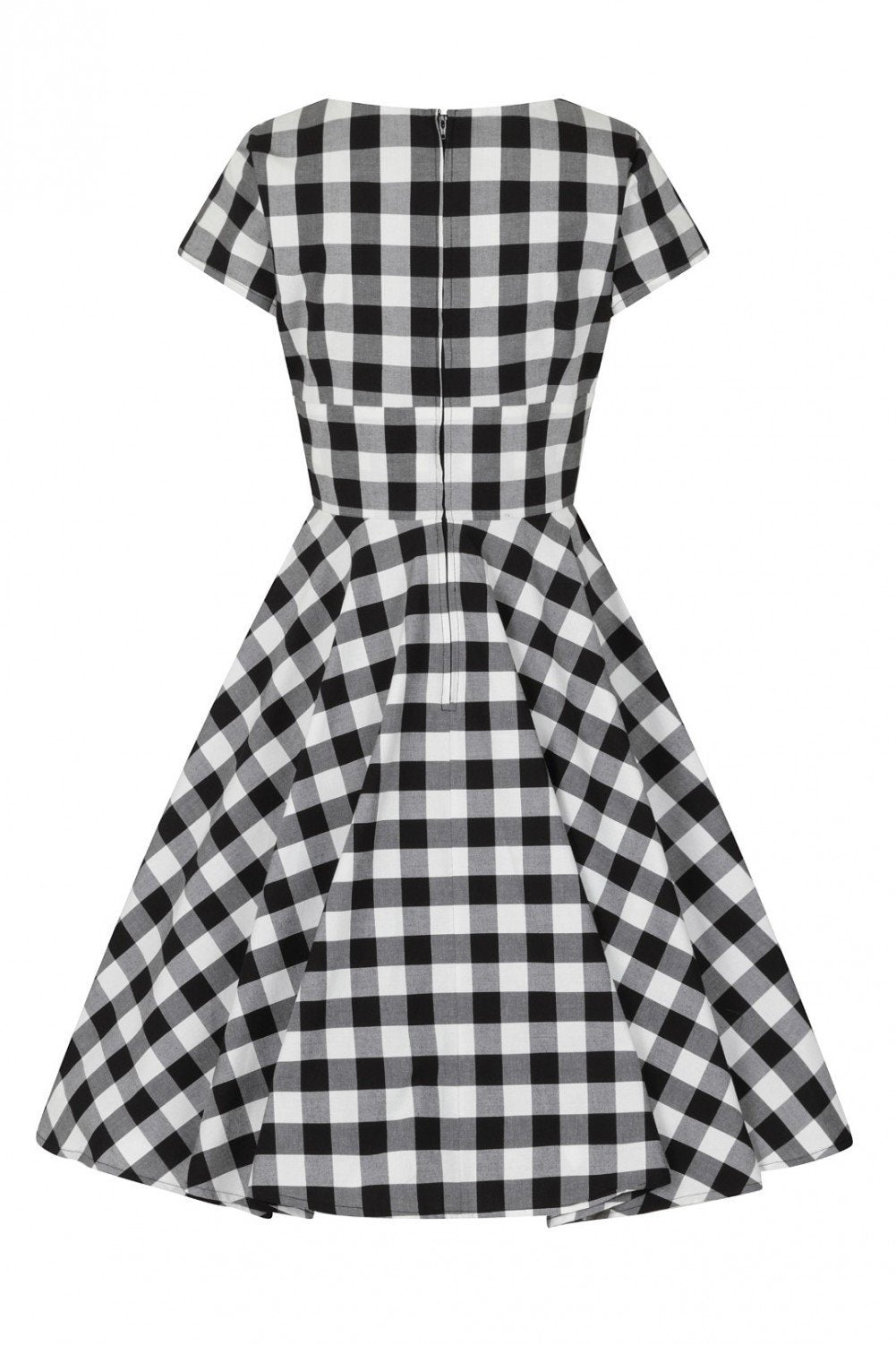 Hell Bunny Victorine 50's Dress - Bohemian Finds