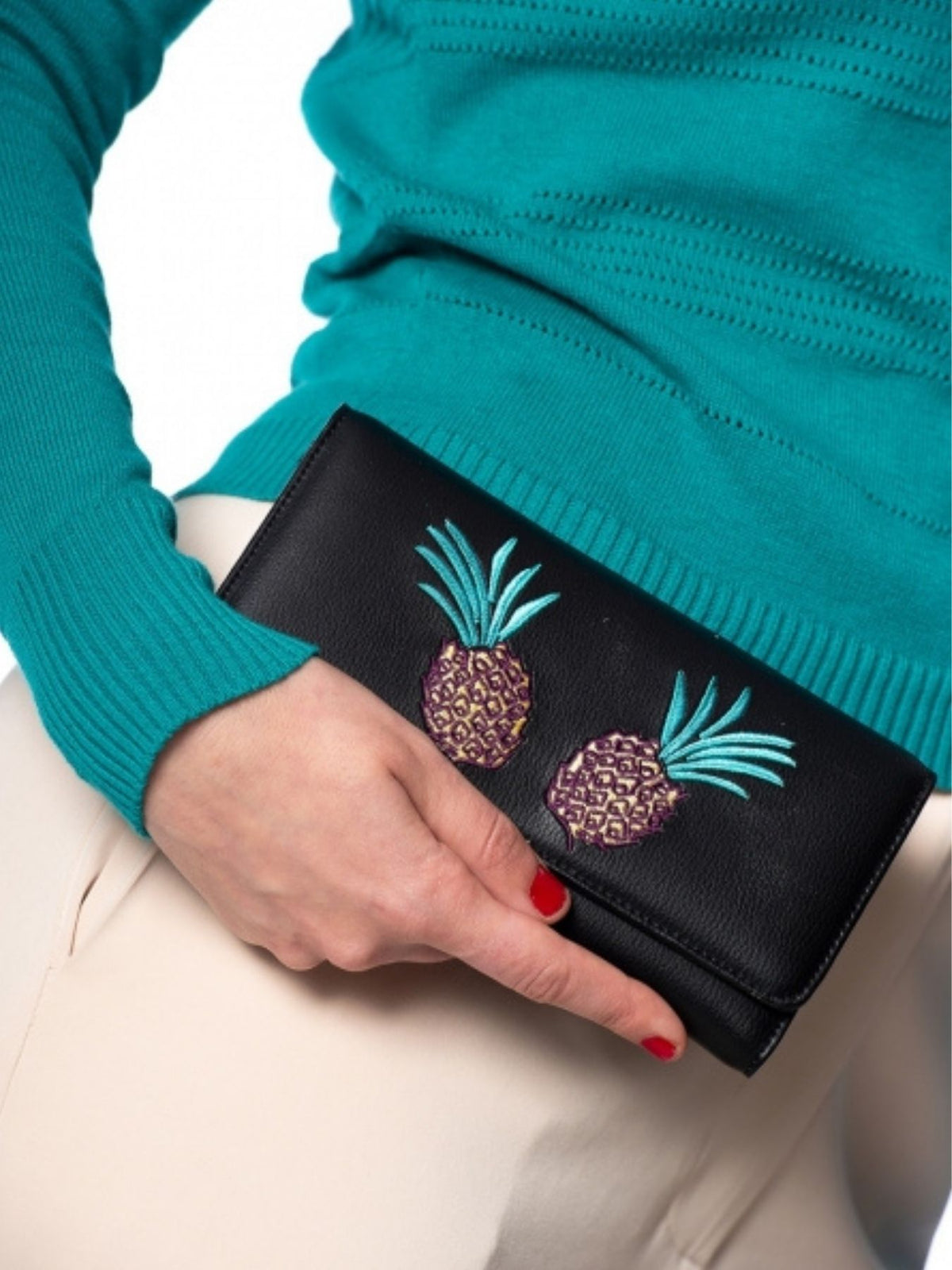 Banned Retro 50s Pina Colada Wallet - Bohemian Finds