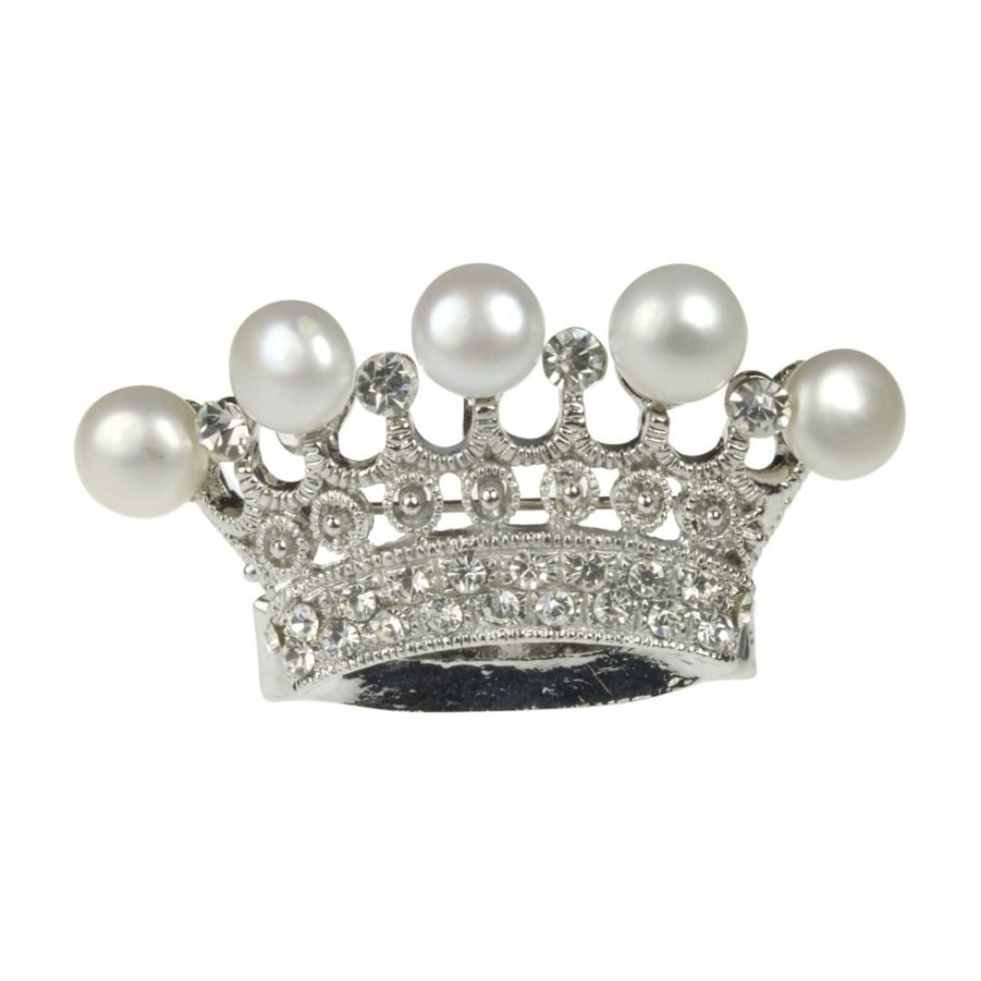 Rosie Fox Vintage Pearl Crown - Bohemian Finds